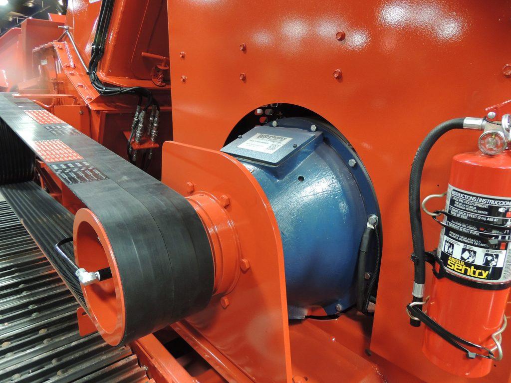 Hydraulic PTO Morbark