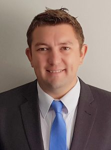 Brett Emson sales manager