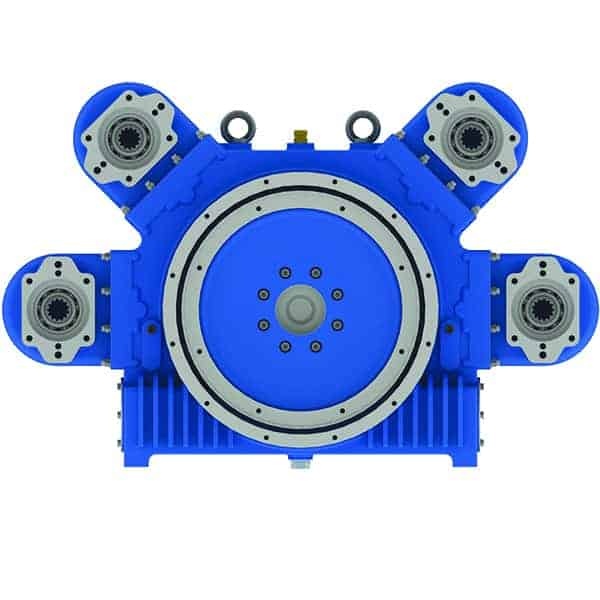 Power pump drives with Rear Engine PTO