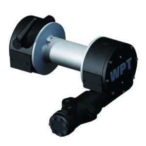 industrial worm gear winch
