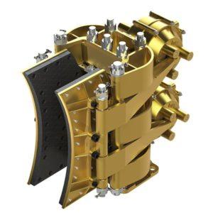 Caliper Industrial Disc Brakes