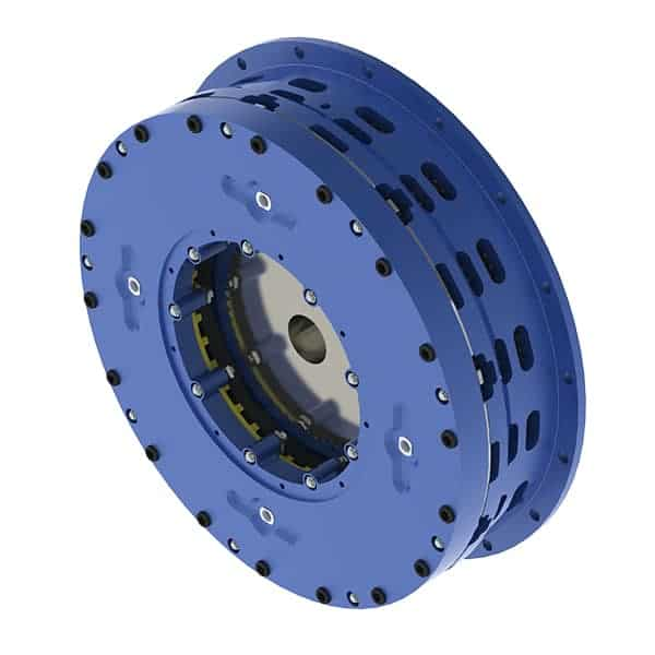 Low Inertia Industrial Brakes