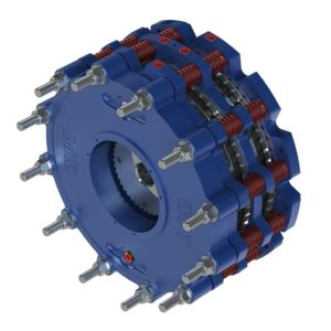 industrial Water Cooled Brake for applications