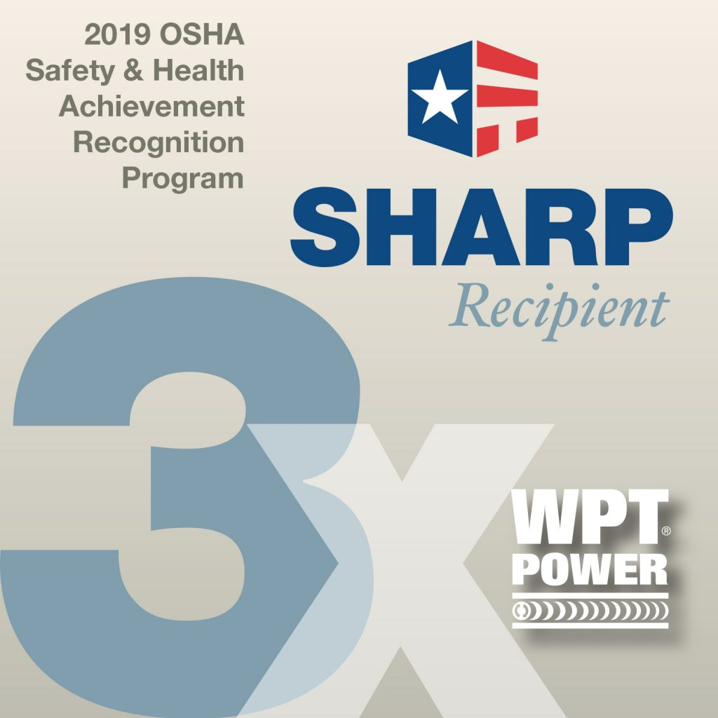 WPT SHARP Recognition