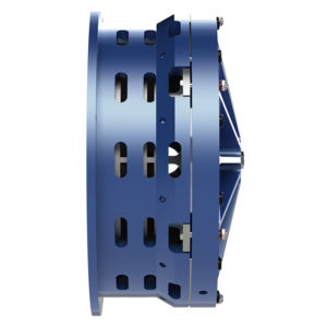 Low Inertia High Torque Clutch for industrial applications