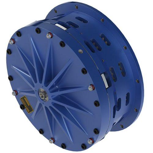 Low Inertia air clutch