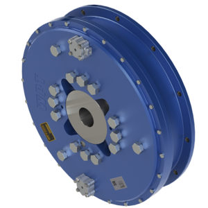 Power Grip PO Pneumatic Clutch