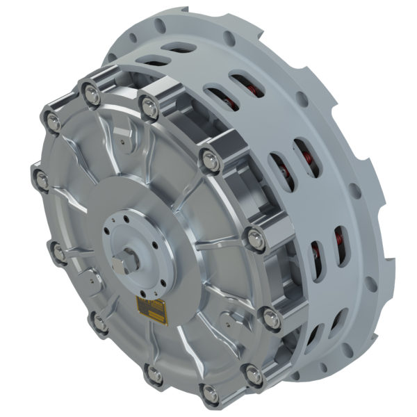 Mining Clutch for industrial applications